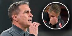 Türkei-Teamchef weint nach Sieg in der 99. Minute