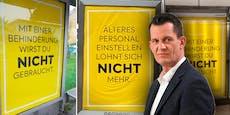 Mückstein will Eklat-Plakate entfernen lassen