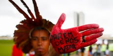 Österreich-NGO klagt Brasilien-Präsident Bolsonaro