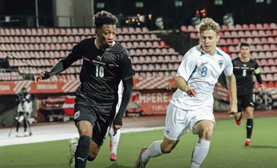 Thierno Ballo gegen Finnland