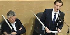 Blümel übersteht Misstrauensvotum der Opposition
