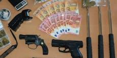 23-Jähriger bestellt Drogen und Waffen im Darknet