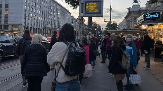 Stau-Alarm am Dienstag in Wien.