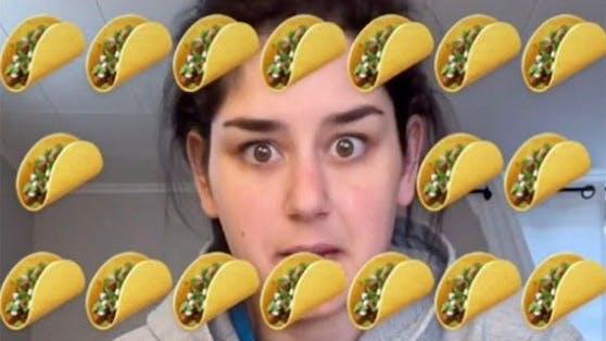 "Elyse Myers ist ""die eine, die alle Tacos gekauft hat""."