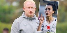 Sexismus-Kritik von ÖFB-Star: Strafe für Coach erhöht