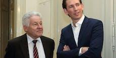 """Für ÖVP-Granden Partei jetzt """"nicht mehr in Geiselhaft"""""""