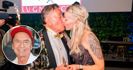 Will Richard Lugner seine Simone heiraten?