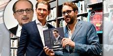 """Neo-Kanzler """"Schalli"""" gibt Kurz-Kenner erstes Interview"""