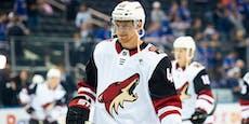 NHL-Crack Grabner: Karriere-Aus wegen Corona-Impfung?