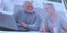 """Raiffeisen macht Werbung mit dem """"Harold""""-Meme"""