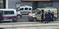 Wiener filmt Schlepper und löst Polizei-Einsatz aus