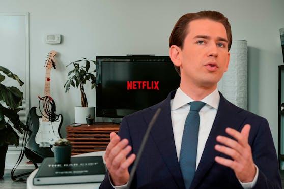 Nutzt Sebastian Kurz das Kanzler-Aus, um endlich Netflix zu schauen?
