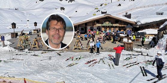 Hotelier Walter Veit aus Obertauern sucht händeringend Personal.