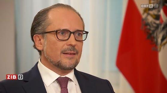 Bundekanzler Alexander Schallenberg