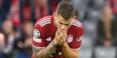 Gericht ordnet Haftstrafe gegen einen Bayern-Star an