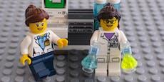 Buben und Mädchen sollen bei Lego Rollen tauschen