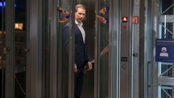 Altkanzler Sebastian Kurz hat das Amt verlassen, krempelt jetzt sein Leben um.
