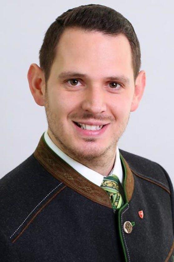 Der designierte Nachfolger Jürgen Rummel.