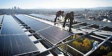 """""""Kraftakt""""! So soll Wien bis 2040 klimaneutral werden"""