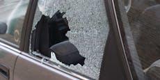 Autoeinbrecher in Wien auf frischer Tat ertappt