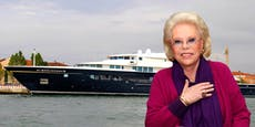 Heidi Horten verkauft Mega-Yacht zum Schnäppchen-Preis