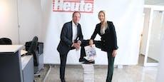 """""""Heute"""" weiterhin die Tageszeitung Nummer 1 in Wien"""