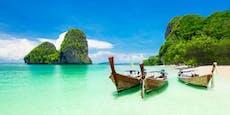 Thailand öffnet nur für Geimpfte aus fünf Ländern