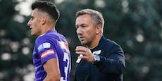 """Austria-Coach: """"Junge Spieler müssen mehr trainieren"""""""