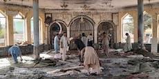 Explosion in Moschee während Gebet fordert mehrere Tote