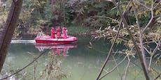 Drei Tage vermisst – 33-Jähriger tot aus Fluss gezogen