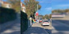 Wien-Döbling – zwei Bim-Zusammenstöße hintereinander