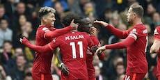 Klopp wollte Spiel verschieben – Liverpool gewinnt 5:0