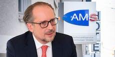Starke Kürzung bei AMS-Geld – so will Kanzler vorgehen