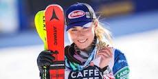Ski-Star Mikaela Shiffrin verrät ihre Olympia-Pläne