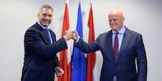 Niederlande stärken Österreich Rücken im Terror-Kampf