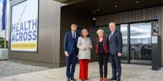Healthacross Gesundheitszentrum in Gmünd eröffnete