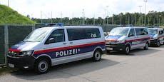 Schüsse – Polizei crasht Hochzeit in Linz