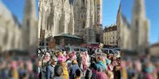 Abtreibungsgegner schicken Kinder bei Demo in Wien vor