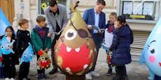 Timi & Trixi Tropf erklären Kids das Wiener (Ab)Wasser