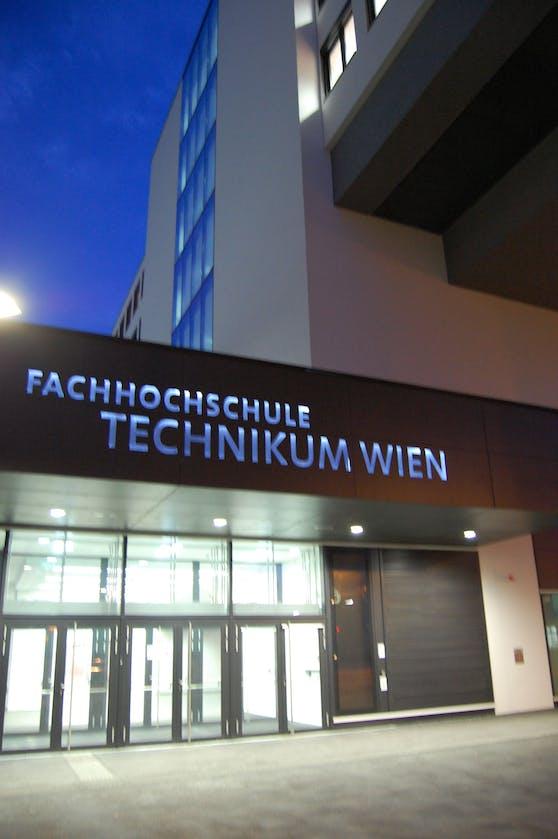 Die FH Technikum Wien.