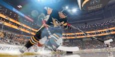 """X-Faktor! """"NHL 22"""" bringt näher ans Eis als je zuvor"""