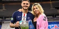 Trennung! Paris-Star Icardi beim Fremdgehen erwischt