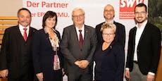 Matznetter als Chef der SP-Unternehmer wiedergewählt