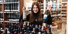Wiener Pub bietet Alk-Schnäppchen auf Wein-Flohmarkt