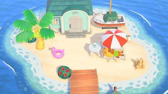 """""""Animal Crossing: New Horizons"""" bricht am 5. November zu neuen Ufern auf."""