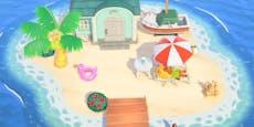 """Auf zu neuen Ufern in """"Animal Crossing: New Horizons"""""""