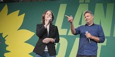 Grüne wollen Koalitionsverhandlungen mit SPD und FDP