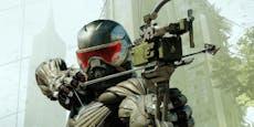 """Crysis Remastered Trilogy"" im Test – Shooter-Politur"