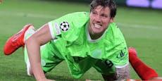 Corona! Salzburgs Champions-League-Gegner ohne Torjäger