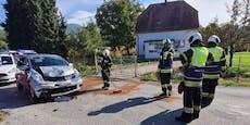 Lenker stirbt bei schwerem Crash in Wolfsberg
